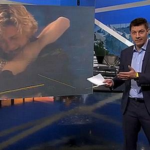 televizní screen smartglass